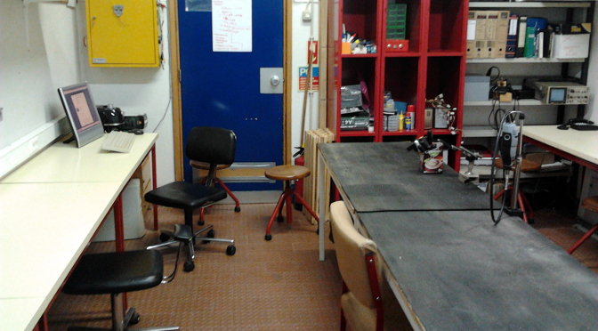 Welcome to eLab Hackerspace