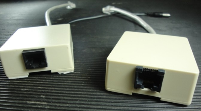 PoE adapters