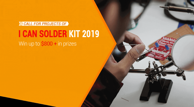 PCBWay I Can Solder Kit 2019